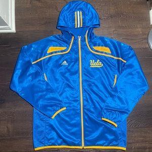Adidas UCLA Full Zip Warm Up Jacket